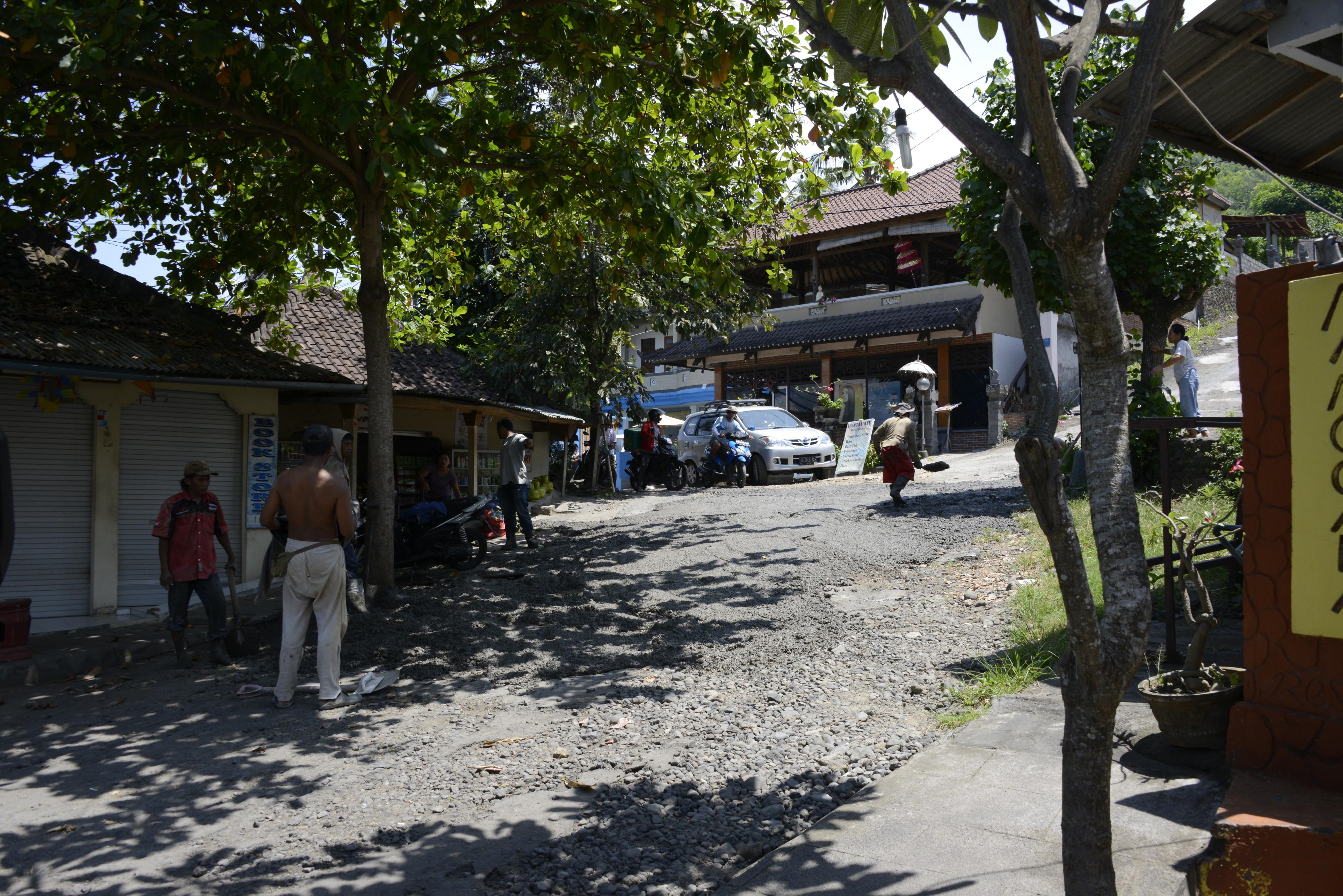 Padangbai, östra Bali. © 2016 Resor och äventyr. All rights reserved.