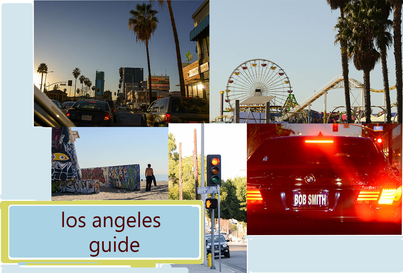 Los Angeles-guide