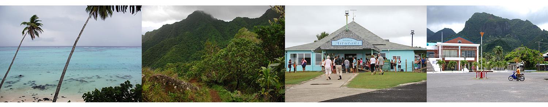 Cooköarna the Cooks Rarotonga Aitutaki
