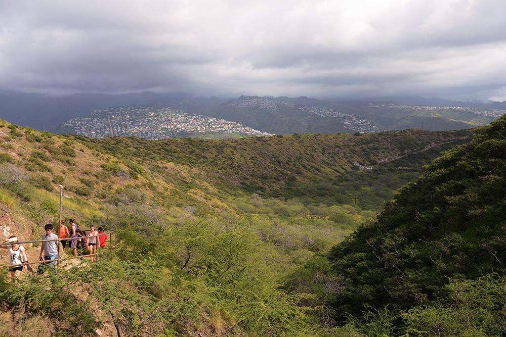 Oahu Hawaii © resorochaventyr.se Diamond Head