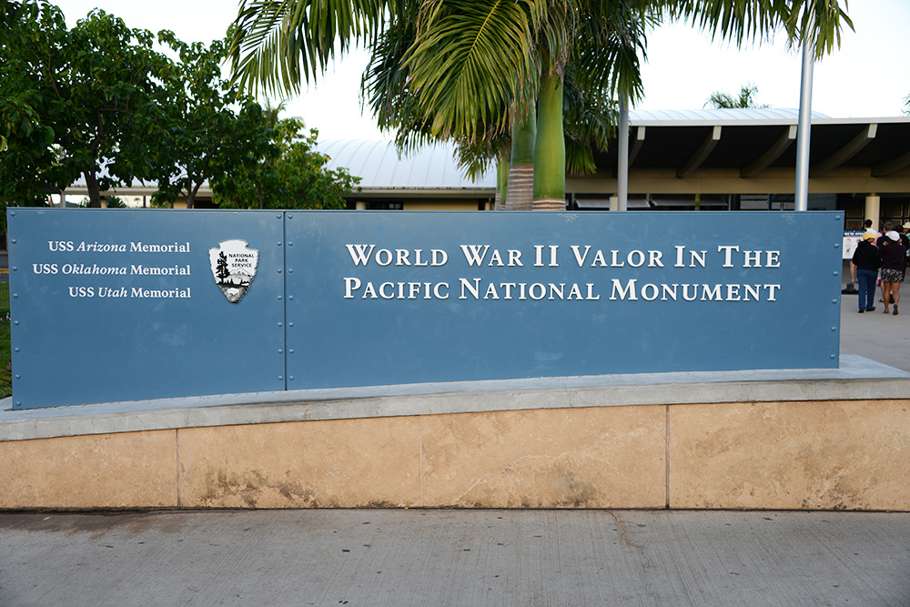 Oahu Hawaii © resorochaventyr.se Pearl Harbor