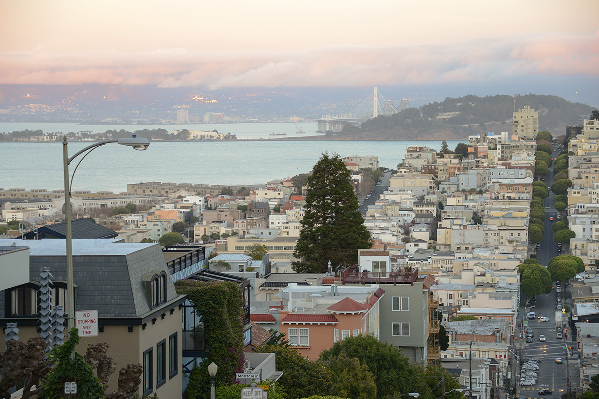 San Francisco USA © 2017 Resor och äventyr