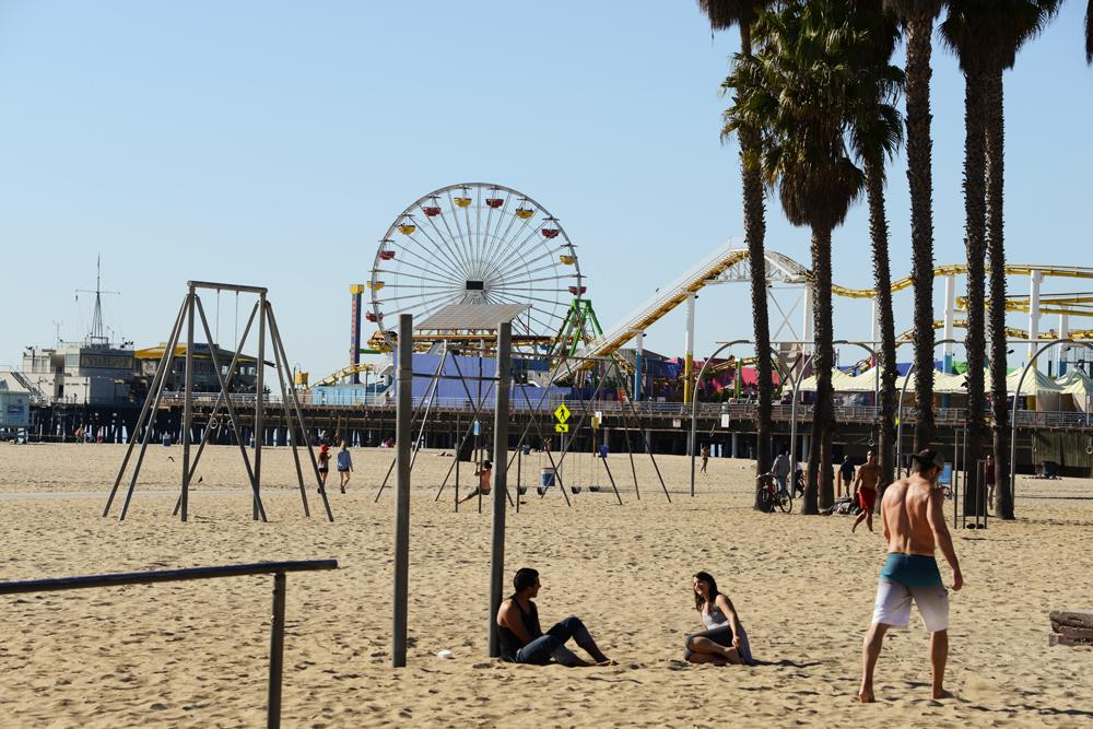 Santa Monica-guide resorochaventyr.se
