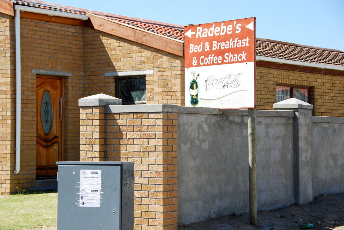 Sydafrika Langa Township resorochaventyr.se