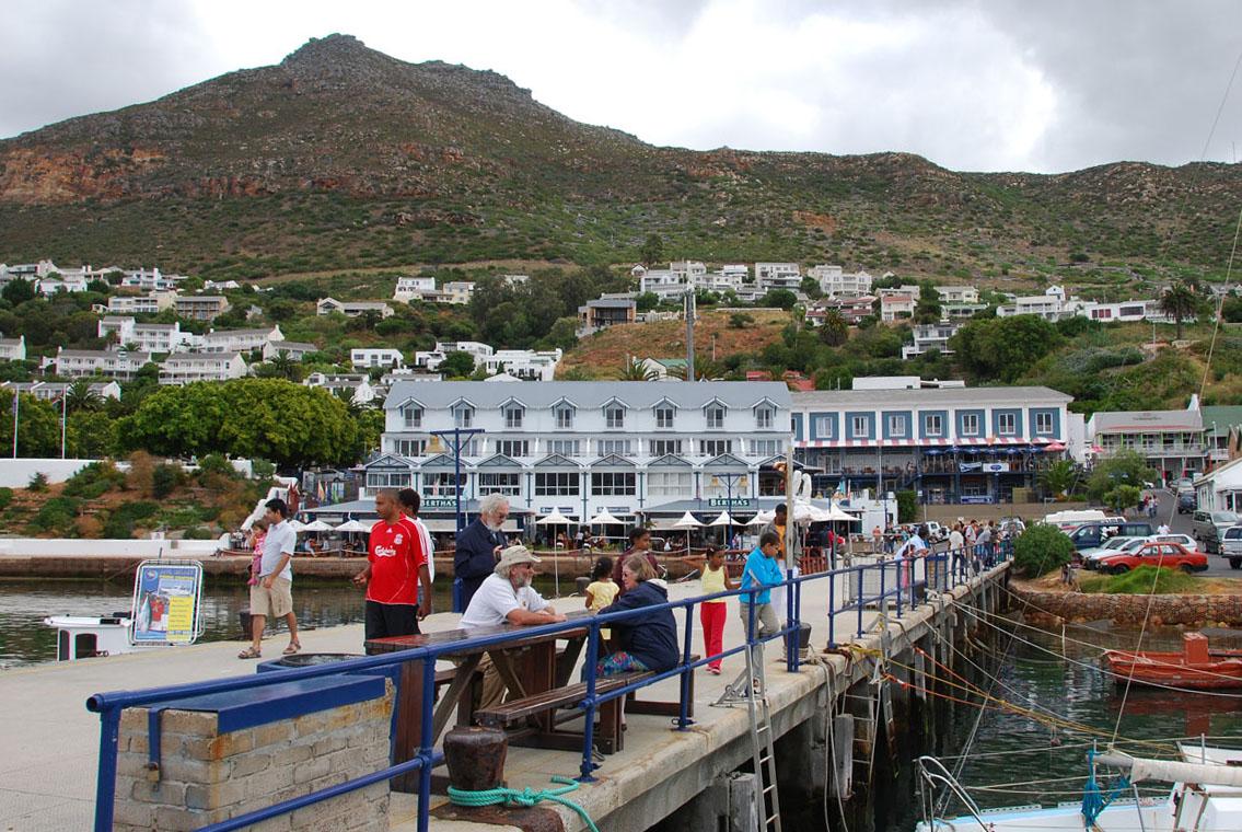 Sydafrika Simon's Town resorochaventyr.se