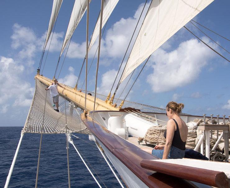Kryssning över Atlanten med segelbåt Royal Clipper © 2017 Resor och äventyr. All rights reserved.