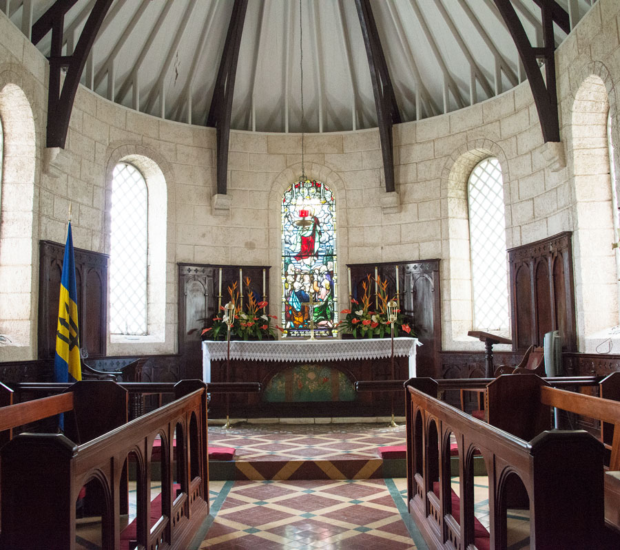 Barbados guide hotels tips facts sights All rights reserved www.resorochaventyr.se St. james Parish Church