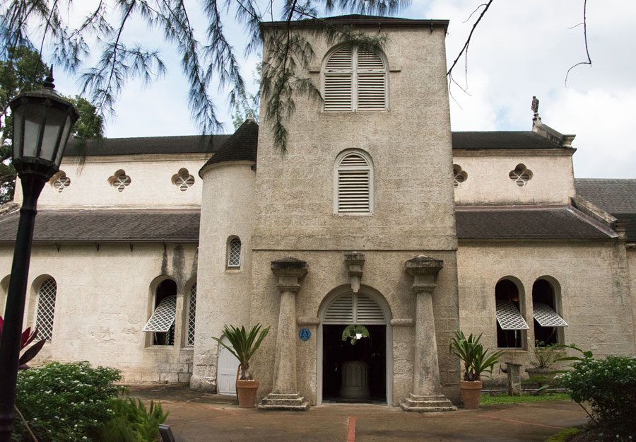 Barbados guide hotels tips facts sights All rights reserved www.resorochaventyr.se Sy. James Parish Church