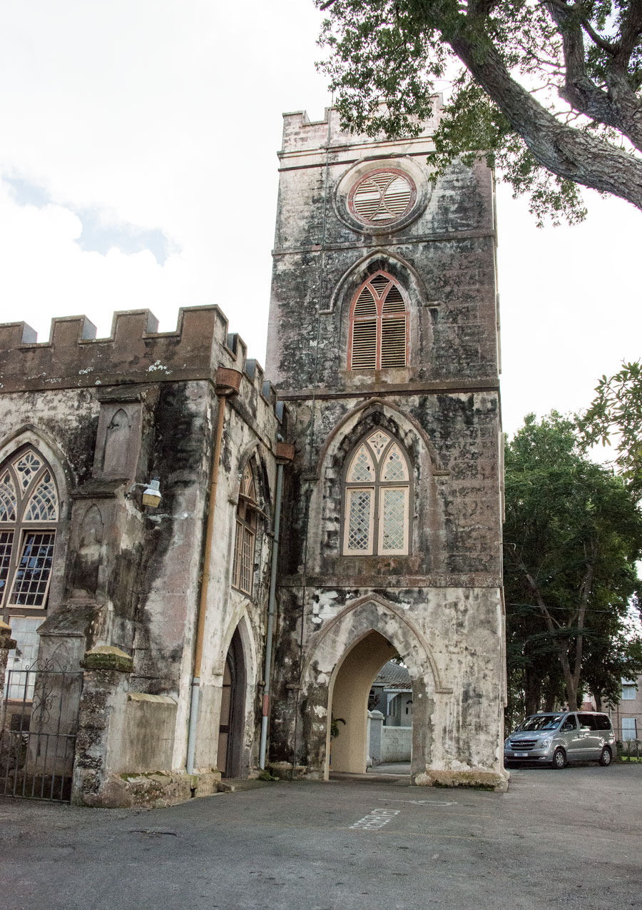 Barbados guide hotels tips facts sights All rights reserved www.resorochaventyr.se St. John's Parish Church