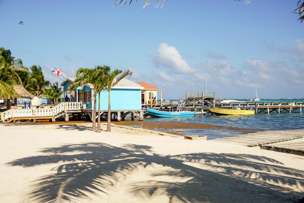 Belize Ambergris Caye San Pedro