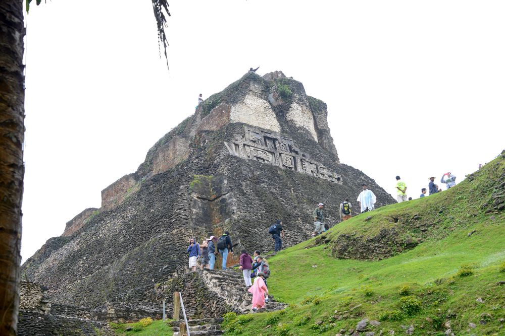 Maya Xunantunich Cayo Belize