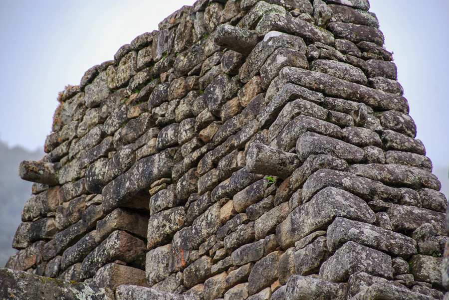 Machu Picchu, Peru, inka, soltempel, Wayna Huayna Picchu © 2018 Resor och äventyr