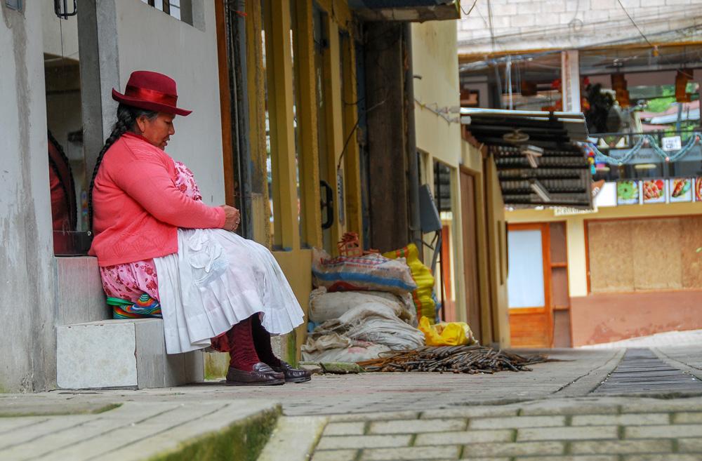 Aguas Calientes, Machu Picchu, Peru, inka, soltempel, Wayna Huayna Picchu © 2018 Resor och äventyr