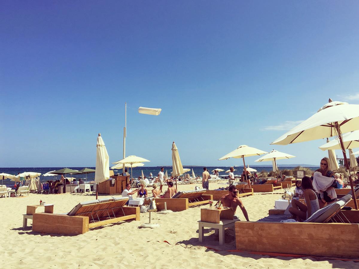 Ibiza, weekend guide, sevärdheter på Ibiza, hotell på Ibiza, restauranger på Ibiza, El Chiringuito Es Cavallet