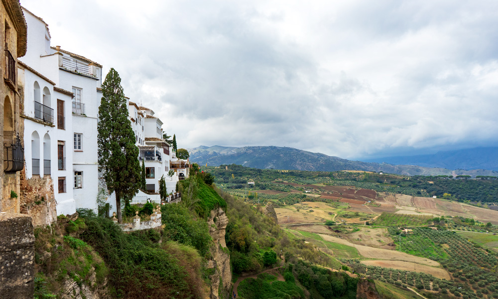 Ronda, Malaga, Andalusien, All rights reserved www.resorochaventyr.se