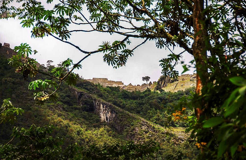 Aguas Calientes, Machu Picchu, Peru, inca, Wayna Huayna Picchu © resorochaventyr.se